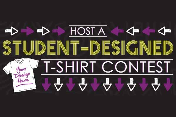 Student-Designed T-Shirt Contest