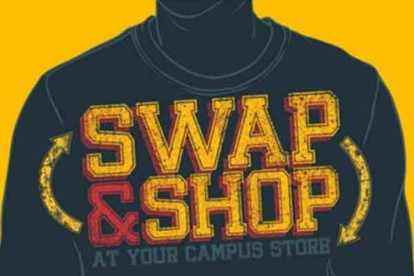 Swap and Shop at Your Campus Store