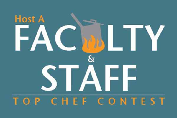 Host a Faculty & Staff Top Chef Competition