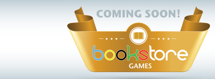 Download this cover photo to promote your bookstore games on Facebook