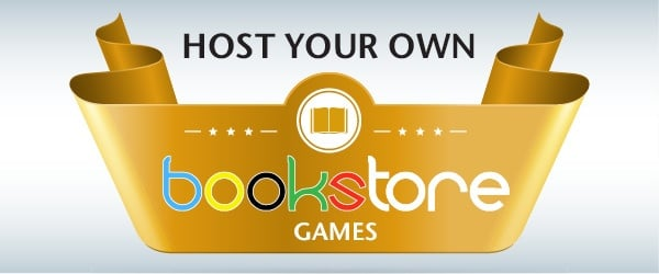 Host Your Own Bookstore Games