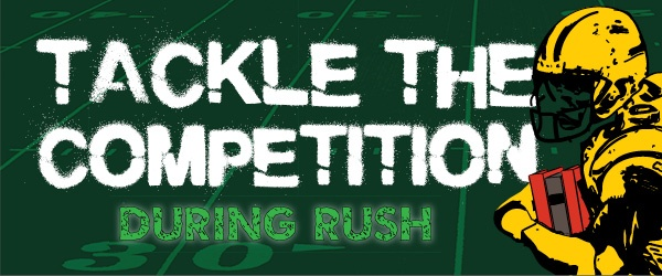 Download: all 'Tackle the Competition' marketing materials