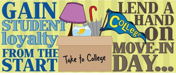 Lend a Hand on Move-In Day