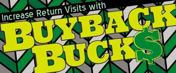 Buyback Bucks