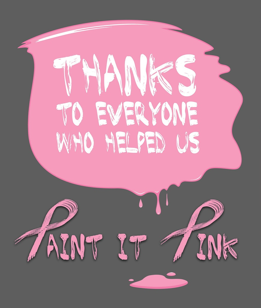 Use this web image to thank your patrons on your website or social media