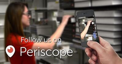 Use Periscope to promote textbook buyback