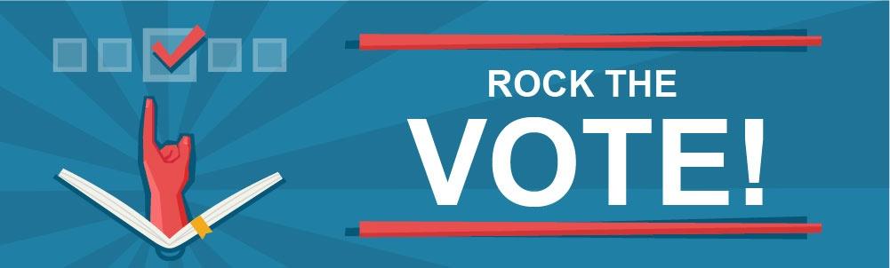 Rock the Vote!