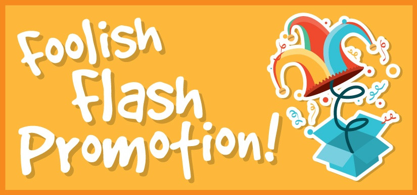 March 2016: Foolish Flash Promotion