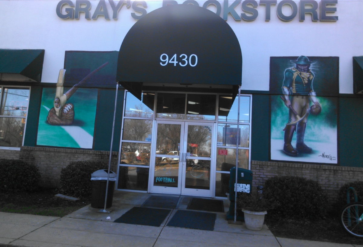 Gray's Bookstore