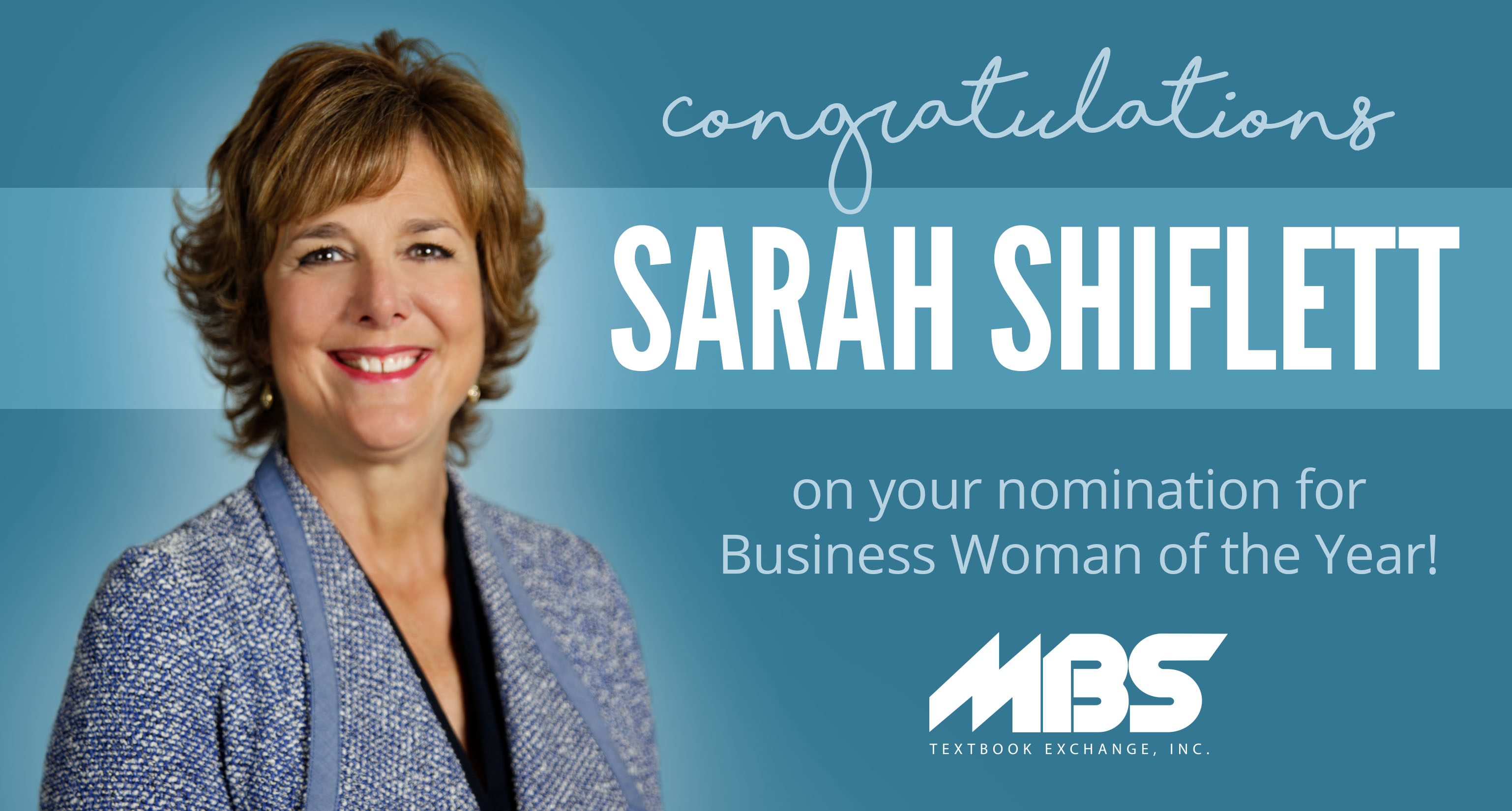 Sarah Shiflett Named Finalist in Columbia Tribune's Business Women of the Year