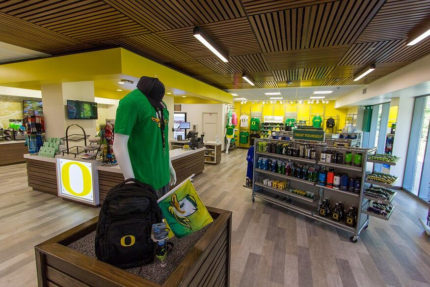The Duck Store at the EMU