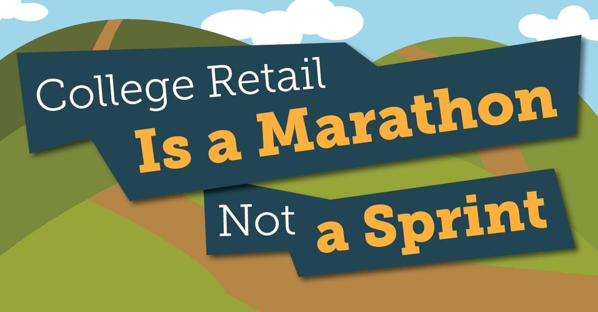 College Retail is a Marathon