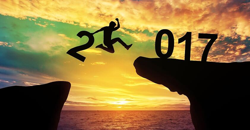Jump into 2017 with new marketing ideas
