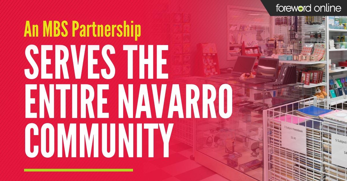 An MBS Partnership Serves the Entire Navarro Community