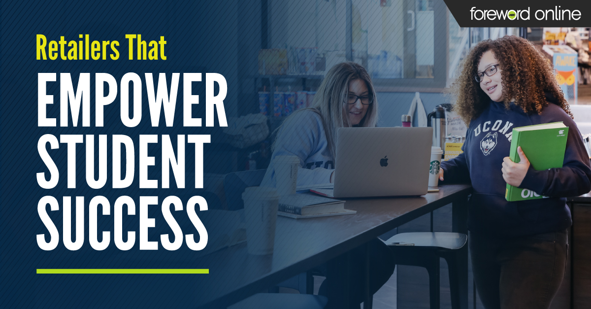 Retailers That Empower Student Success