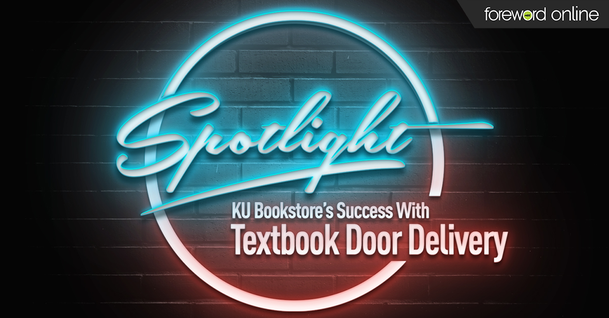 KU Bookstore's Success with Textbook Door Delivery