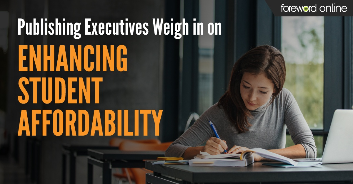 Publishing Executives Weigh in on Enhancing Student Affordability