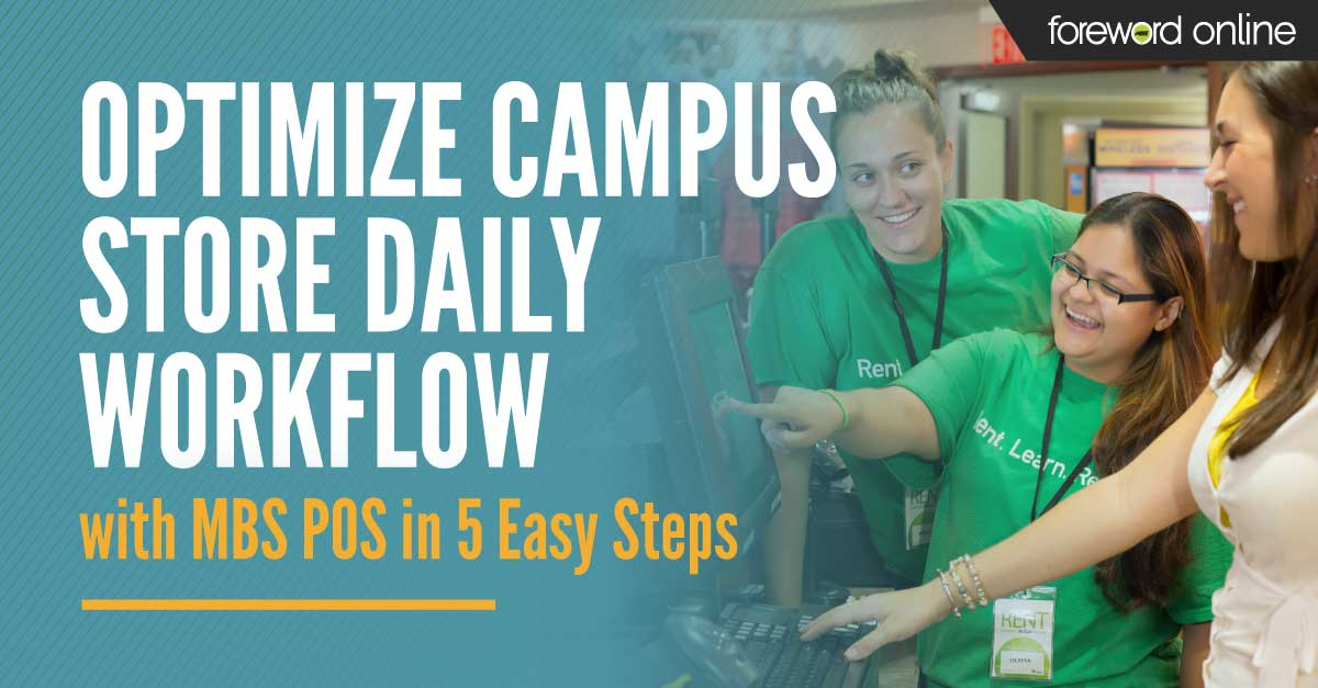Optimize Campus Store Daily Workflow with MBS POS in 5 Easy Steps
