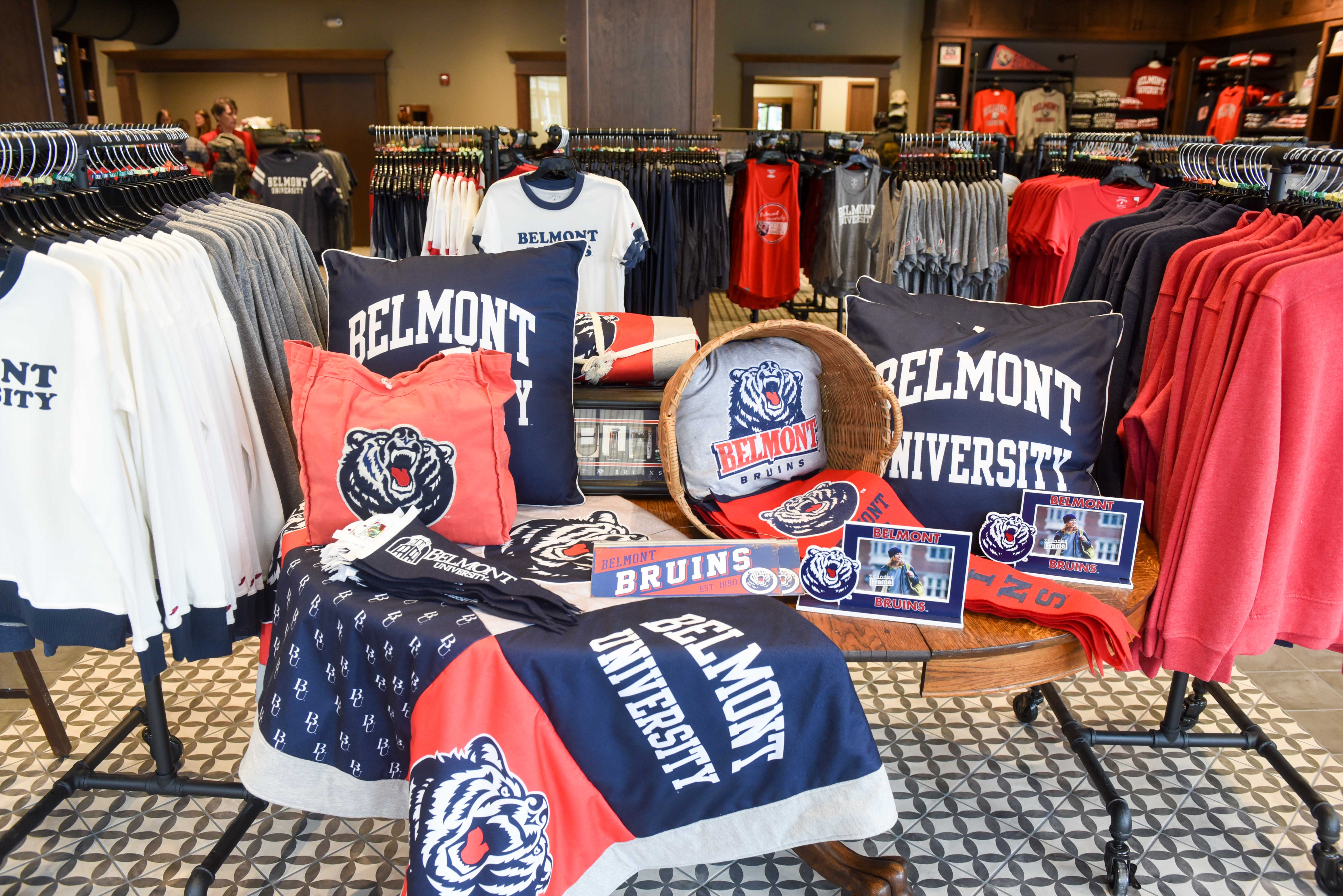 How the Belmont Store Put the Student Experience First