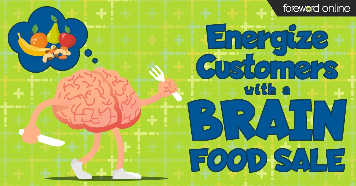Energize Customers With a Brain Food Sale During Finals