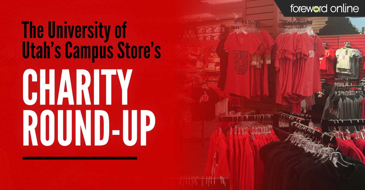 The University of Utah's Campus Store Supports the Community with Charity Round-up