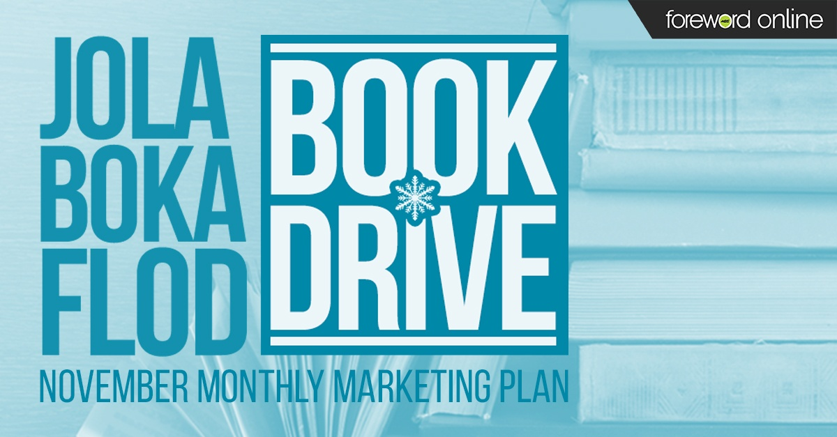 Jolabokaflod: Give the Gift of Books and Win Student Traffic