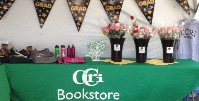 The CCRI Bookstores Go Beyond Selling Textbooks
