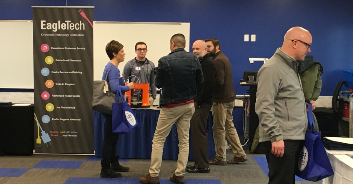 Kirkwood Community College: Communicating Success With Expo