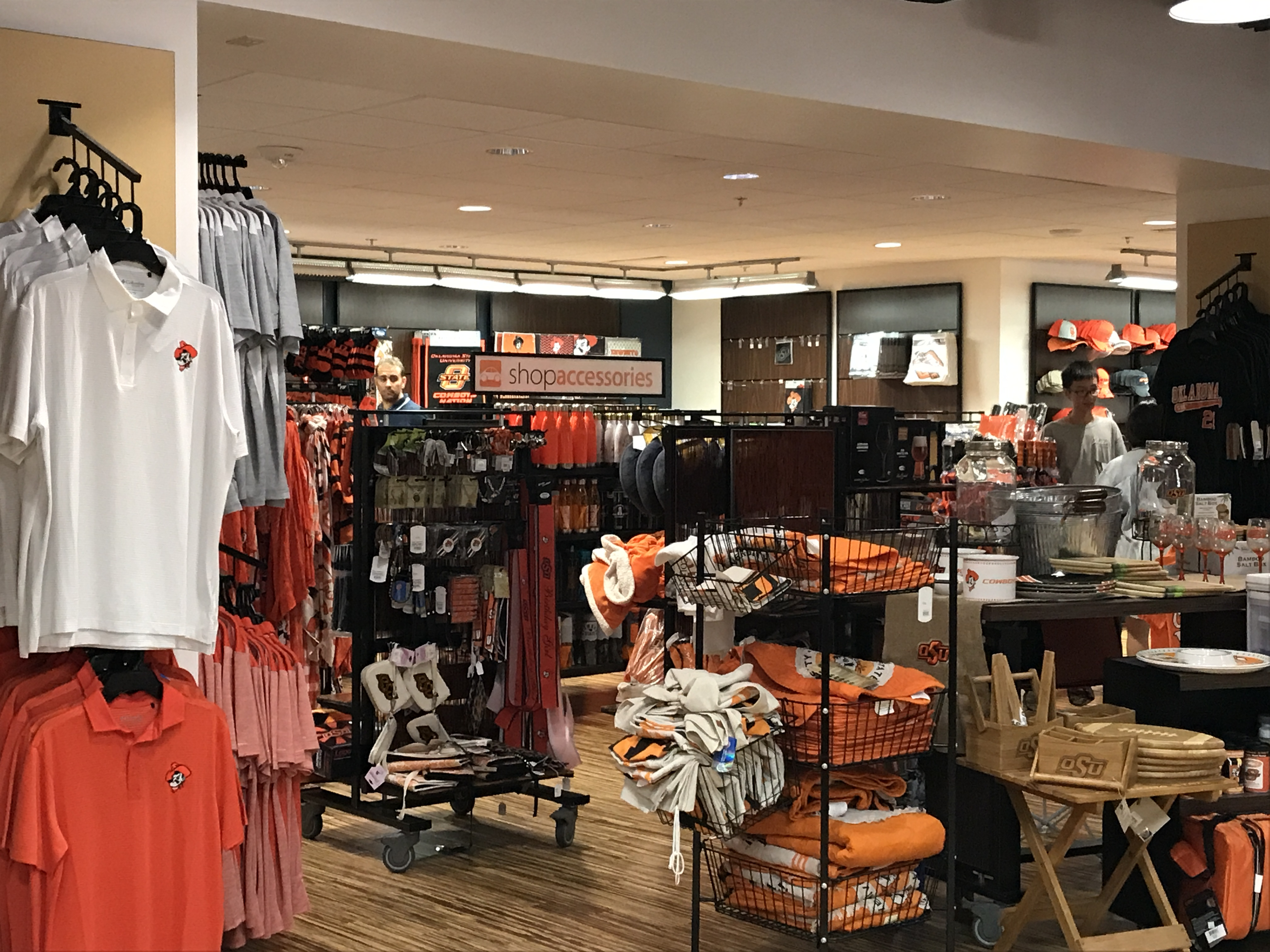 In Store Pick-up Scores Big With Oklahoma State University Students
