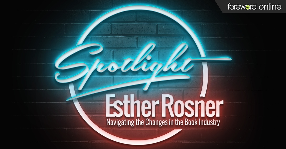 Spotlight Esther Rosner: Navigating the Changes in the Book Industry