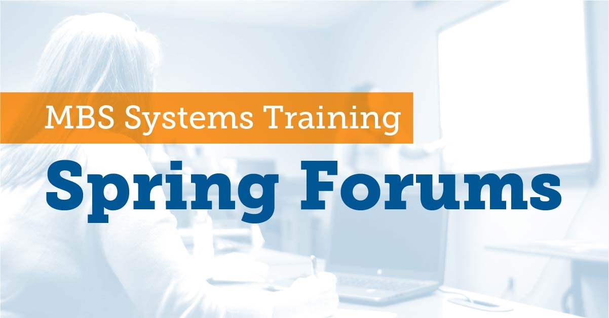 MBS Spring Forums Provides Hands-On Learning