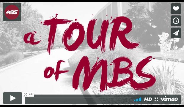 Take a Tour of MBS [Video]