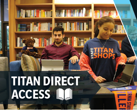 Titan Shops Directly Engaged in Students Success