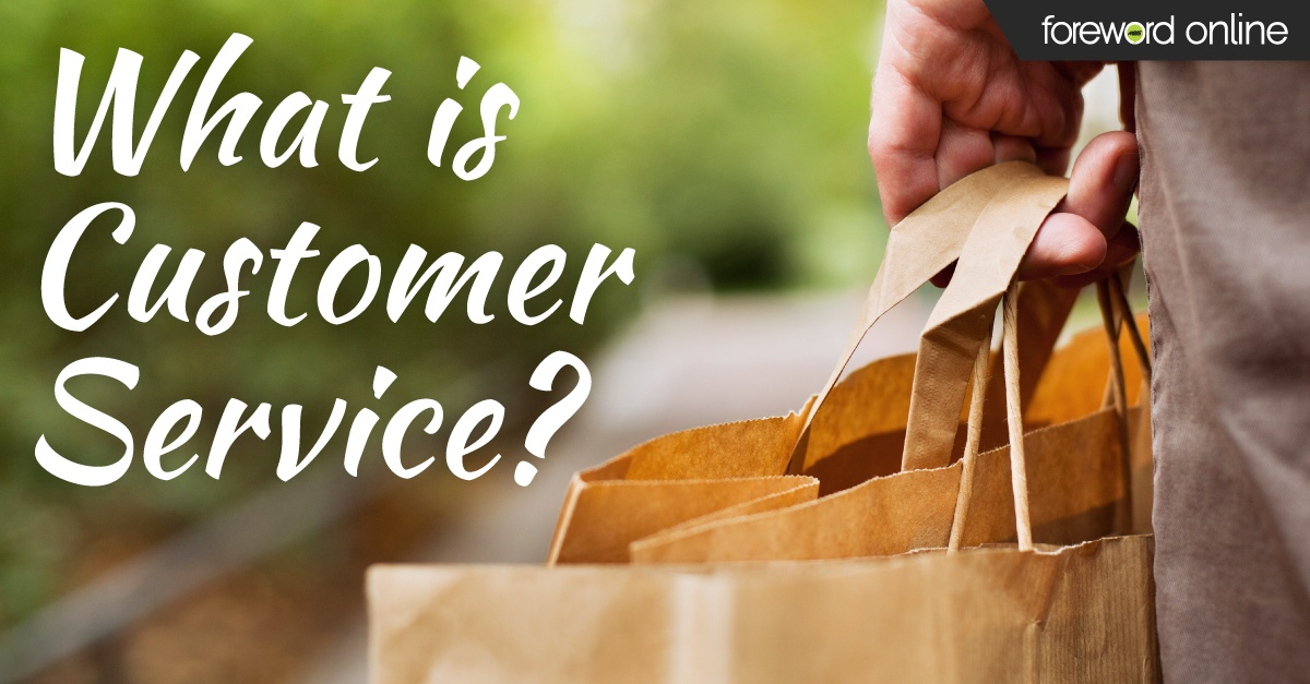 What Is Customer Service?