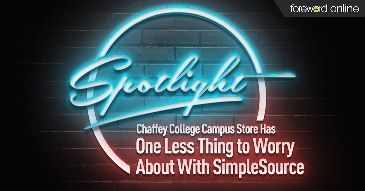 Chaffey College Campus Store Has One Less Thing to Worry About With SimpleSource