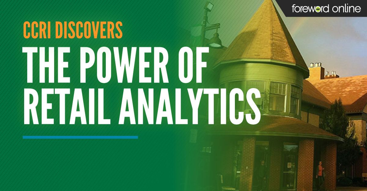 CCRI Discovers the Power of Retail Analytics