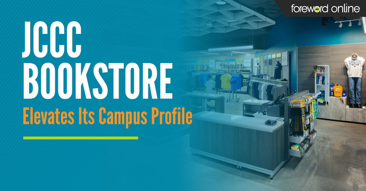 JCCC Bookstore Elevates Its Campus Profile