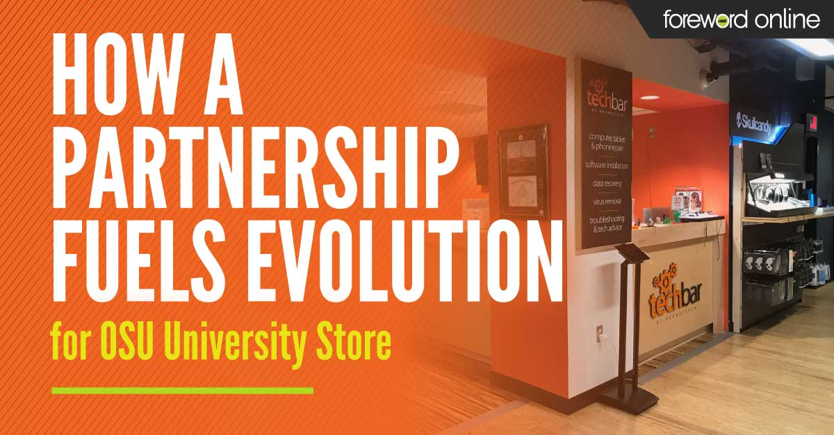 How Partnership Fuels Evolution for OSU University Store