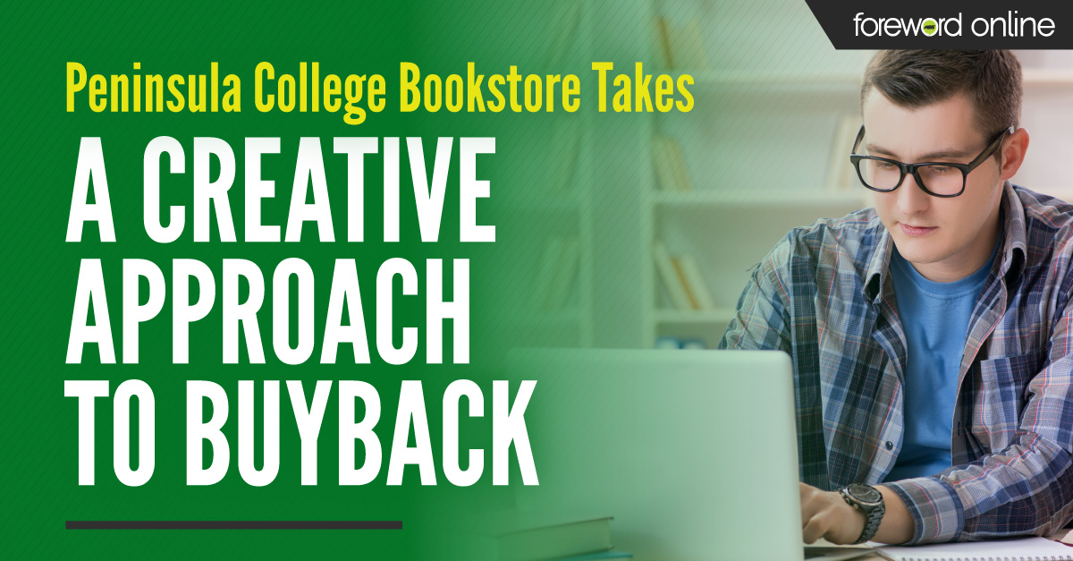 Peninsula College Bookstore Takes a Creative Approach to Buyback