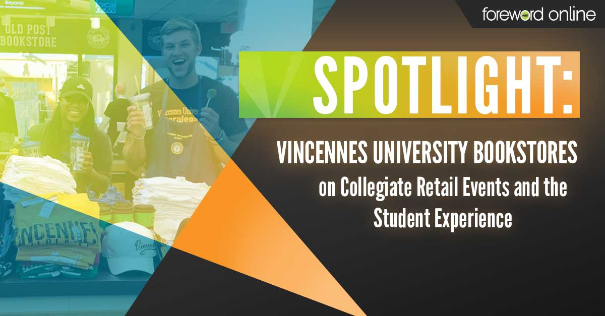 Spotlight: Vincennes University Bookstores on Collegiate Retail Events