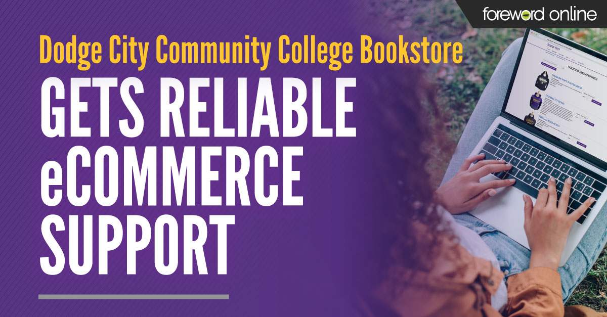 Dodge City Community College Bookstore Gets Reliable eCommerce Support