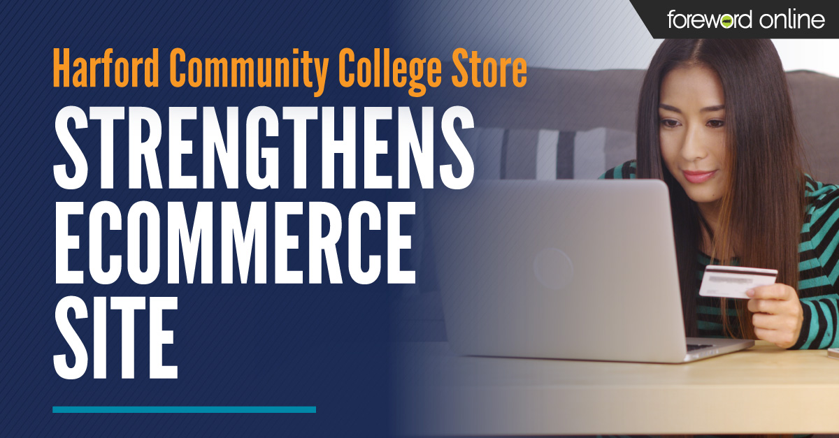 Harford Community College Store Strengthens eCommerce Site