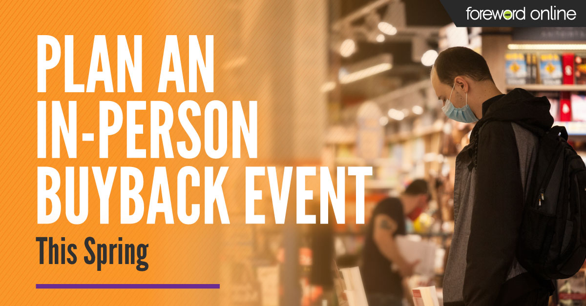 Plan an in-Person Buyback Event This Spring