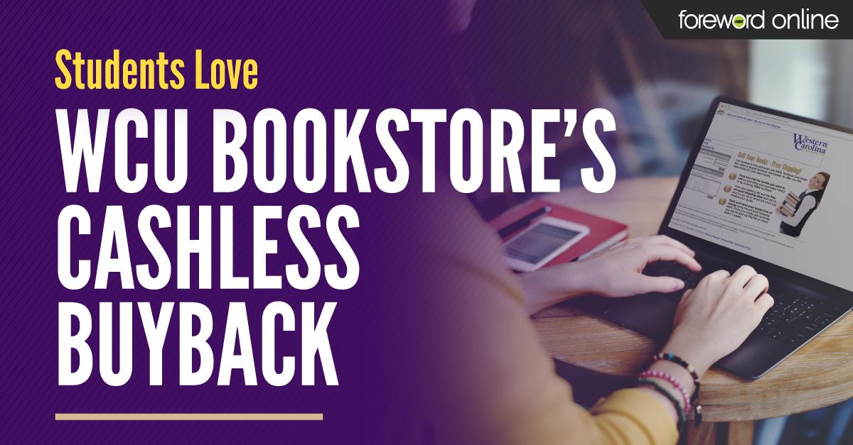 Students Love WCU Bookstore's Cashless Buyback
