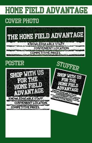 Download: 'Home Field Advantage' marketing  kit