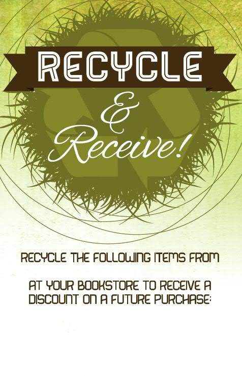 Download: Recycle & Receive Poster