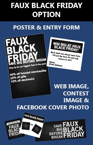 Download: Faux Black Friday