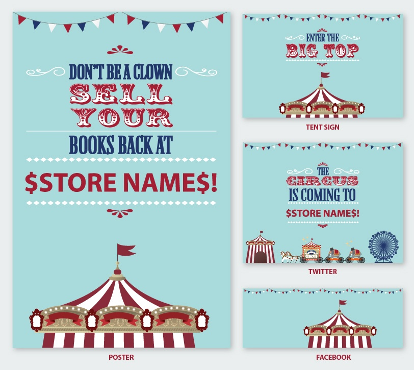 Download: all Big Top marketing materials