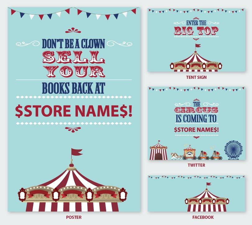 Download: all Big Top marketing materials