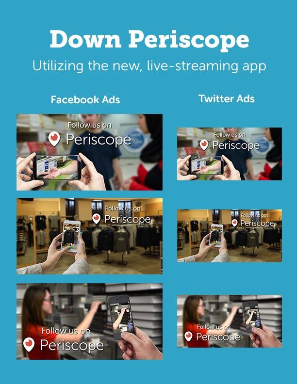 Download: all Periscope marketing materials